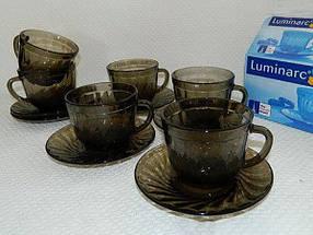 """Набор чайный Luminarc Ocean Eclipse """"Н9147"""" 6 чашек+6 блюдец"""