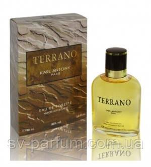 Туалетная вода мужская Terrano 90ml