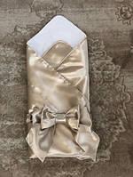 Летний конверт-одеяло Ангел (золото), фото 1