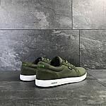Мужские кроссовки Lacoste (темно-зеленые) , фото 4