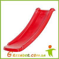 Горка детская Toba для спуска 1,2 м пластиковая