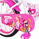 Велосипед двухколесный 20 SW-17014-201 розовый с корзинкой , фото 3