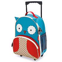 Детский дорожный чемодан, Сова, Skip Hop 212304