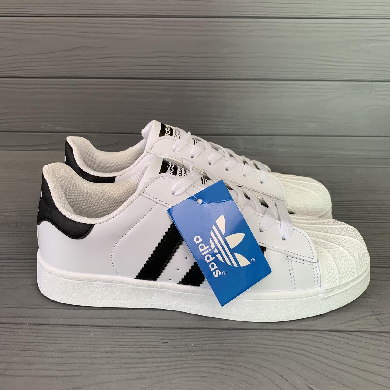 555dca4d Кроссовки Женские Adidas Superstar (реплика) 0004-1 — в Категории ...