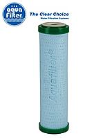 """Картридж антибактериальный комбинированный угольный 10"""" AquaFilter FCPS5-BL-AB"""