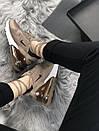 Кроссовки женские бежевые Nike Air Max 270, фото 2