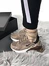 Кроссовки женские бежевые Nike Air Max 270, фото 3