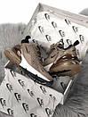 Кроссовки женские бежевые Nike Air Max 270, фото 5