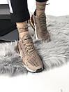 Кроссовки женские бежевые Nike Air Max 270, фото 8