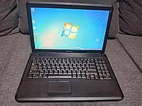 Ноутбук laptop lenovo G555, RAM 3gb, HDD 300gb, фото 1