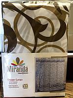 Шторка для ванной и душа Miranda Motives