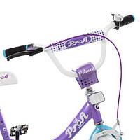 Детский двухколесный велосипед  PROF1 14Д. Y1415, фото 1