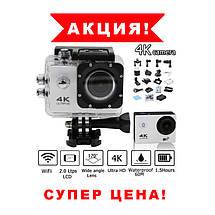 DVR Sport Экшн камера спорт F60R WI-FI  с пультом. Видеорегистратор, фото 2