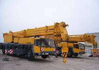 Аренда автокрана грузоподъемностью 120 тонн LIEBHERR LTM 1120, фото 1