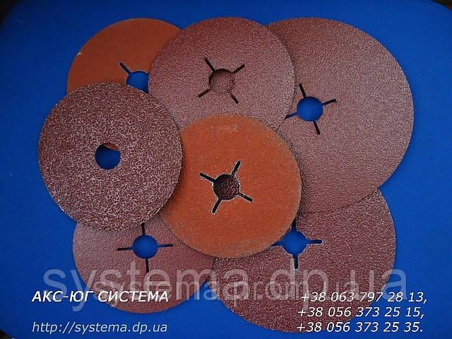 3M 88977 - Фибровые шлифовальные круги 785C CUBITRON+оксид алюм, 125Х22мм, P120, для алюминия и нерж.