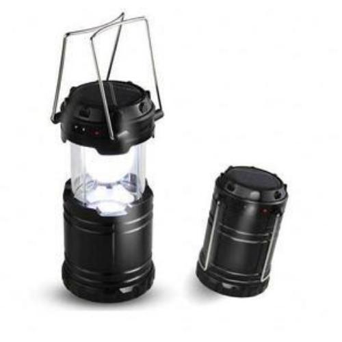 Фонарь для кемпинга Magic Camplight Кемпинговый  раздвижной на солнечной батарее