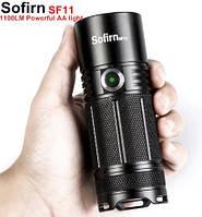 Компактный и мощный Sofirn SF11 CREE XP-L 1020 лм, 6 реж., 4*AA) белый свет, фото 1