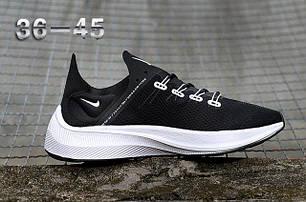 """Кроссовки Nike Exp-X 14 """"Черные/Белые"""", фото 2"""