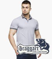 Рубашка мужская поло 6285 серый, фото 1