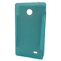 Силиконовая накладка Nokia X/X+, фото 1