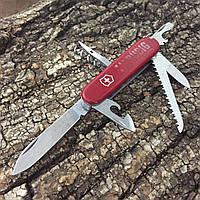 Нож Victorinox Camper 1.3613 красный (Б/У), фото 1