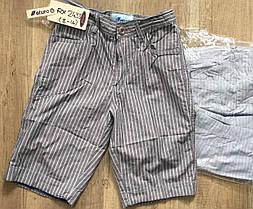 Котоновые шорты для мальчиков оптом,  Nature, размеры 8-16 лет, арт. RX-2433