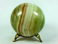 Шар из натурального камня Оникс 4шт/уп.(D-5 см )