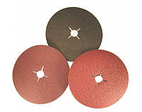 3M 60747 - Фибровые шлифовальные круги 988С CUBITRON, 125Х22мм, P36, для изделий из черного металла
