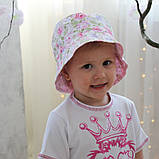 Качественная детская панамка Лето (6 мес-7 лет), фото 2