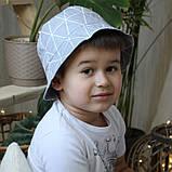Качественная детская панамка Лето (6 мес-7 лет), фото 3
