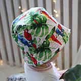 Качественная детская панамка Лето (6 мес-7 лет), фото 4