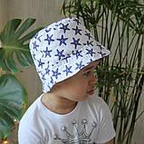Качественная детская панамка Лето (6 мес-7 лет), фото 5
