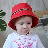 Качественная детская панамка Лето (6 мес-7 лет), фото 6