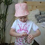 Качественная детская панамка Лето (6 мес-7 лет), фото 7