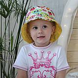 Качественная детская панамка Лето (6 мес-7 лет), фото 8