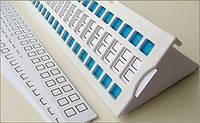 Pako Cменные карты к органайзеру для игл 25шт, фото 1