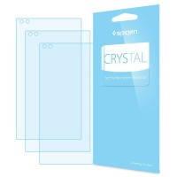 Защитная пленка Spigen Crystal для LG V10 (3 пленки)