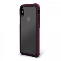 Защитный чехол BodyGuardz Trainr Purple/Pink для iPhone X/XS