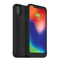Чехол-аккумулятор Mophie Juice Pack Air 1720mAh Black для iPhone X/XS