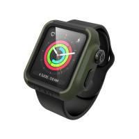Противоударный чехол Catalyst Impact Protection Army Green для Apple Watch 42mm Series 2/3