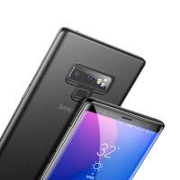 Ультратонкий чехол Baseus Wing Transparent Black для Samsung Galaxy Note 9