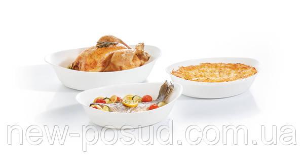 Набор форм для запекания Luminarc Smart Cuisine из 3 предметов P0691