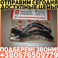 ⭐⭐⭐⭐⭐ Патрубки отопителя-салон ВАЗ 2108  (комплект  2 штук )