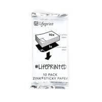 Фотобумага Lifeprint Photo Film 3x4.5 (10 шт)