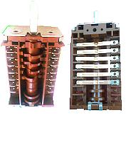 Позиционный переключатель тенов в духовке   EGO 07001.017 (7-п) на электро плиту