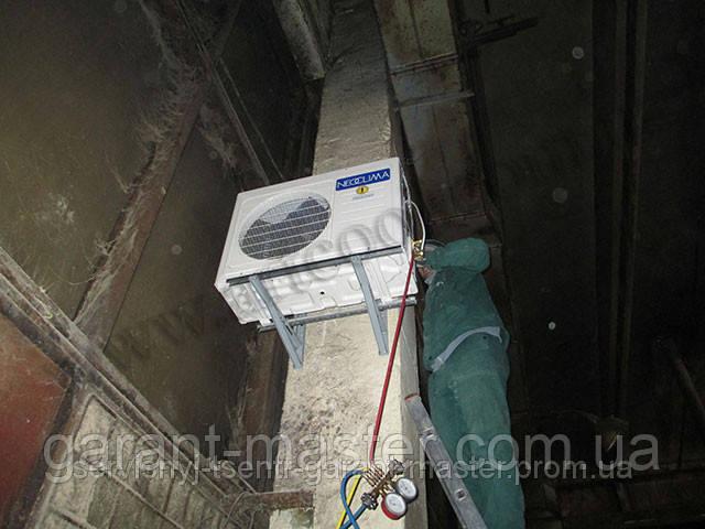 Мастер по установке кондиционеров киев установка кондиционера рено