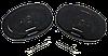 Динамики Автомобильные MEGAVOX MD-469-S3 - 4x6 (10х15см) Овалы - (250W) - 3х полосные