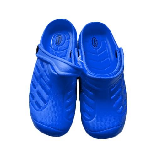 Тапочки детские пена 075, синий