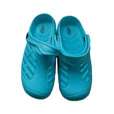 Тапочки детские пена 075, синий, фото 2