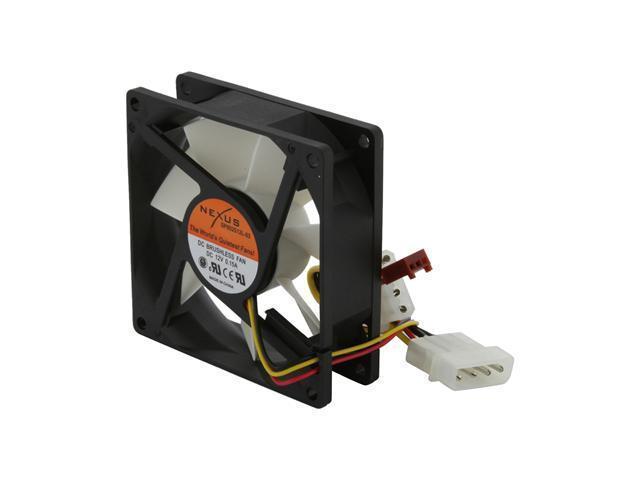 Вентилятор, кулер 80х80 для корпуса 3-pin/molex